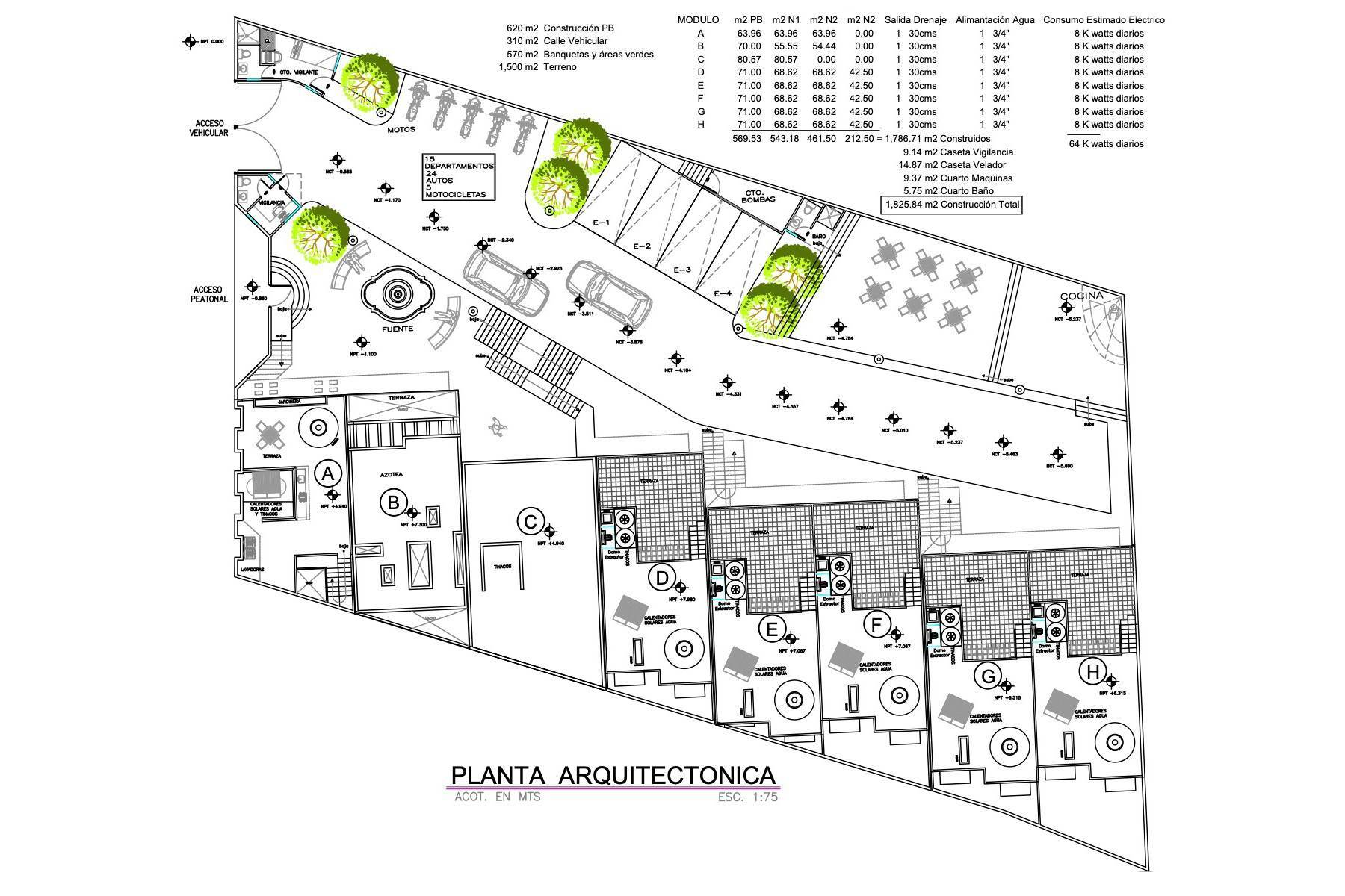 9. Apartments for Sale at Residencial Real de la Esperanza La Esperanza 40 San Miguel De Allende, Guanajuato 37750 Mexico
