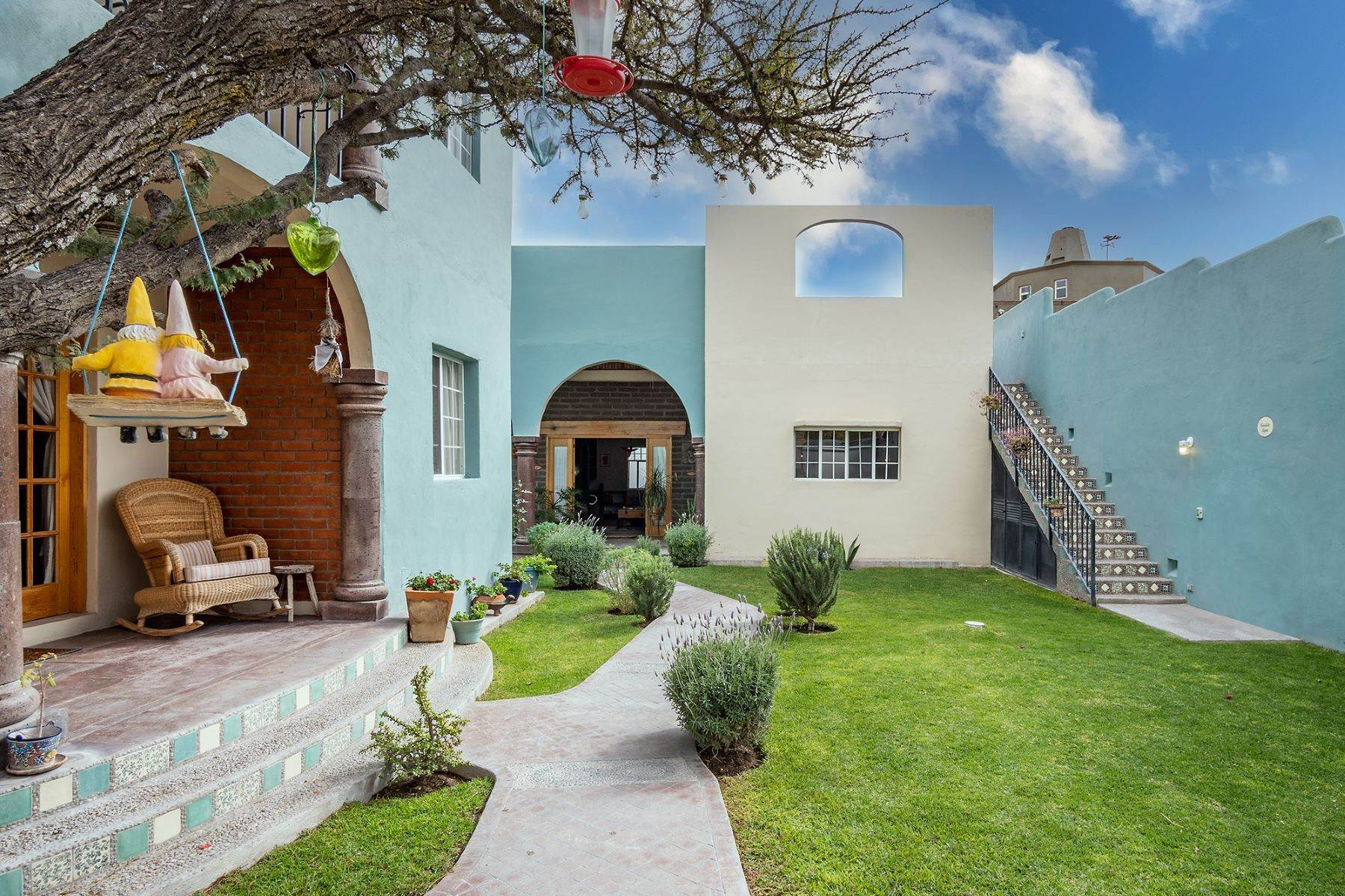 Single Family Homes for Sale at Casa Jardin Fray Juan de San Miguel San Miguel De Allende, Guanajuato 37790 Mexico