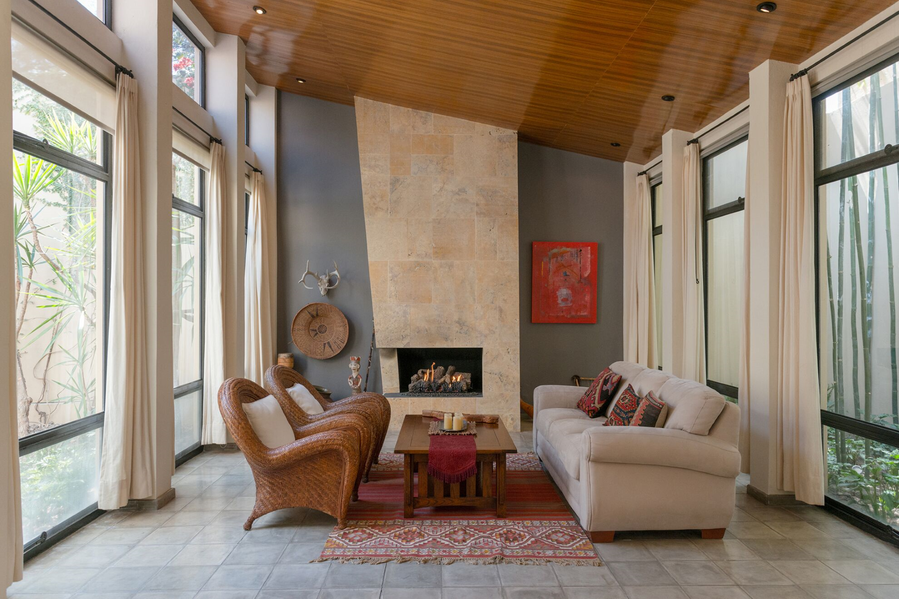 Single Family Homes for Sale at Casa de la Luz Calzada de la Luz 66 San Miguel De Allende, Guanajuato 37700 Mexico