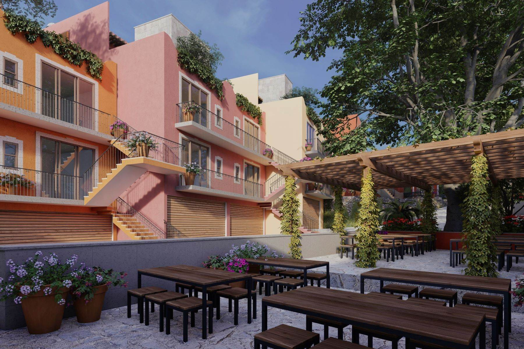 4. Apartments for Sale at Residencial Real de la Esperanza La Esperanza 40 San Miguel De Allende, Guanajuato 37750 Mexico
