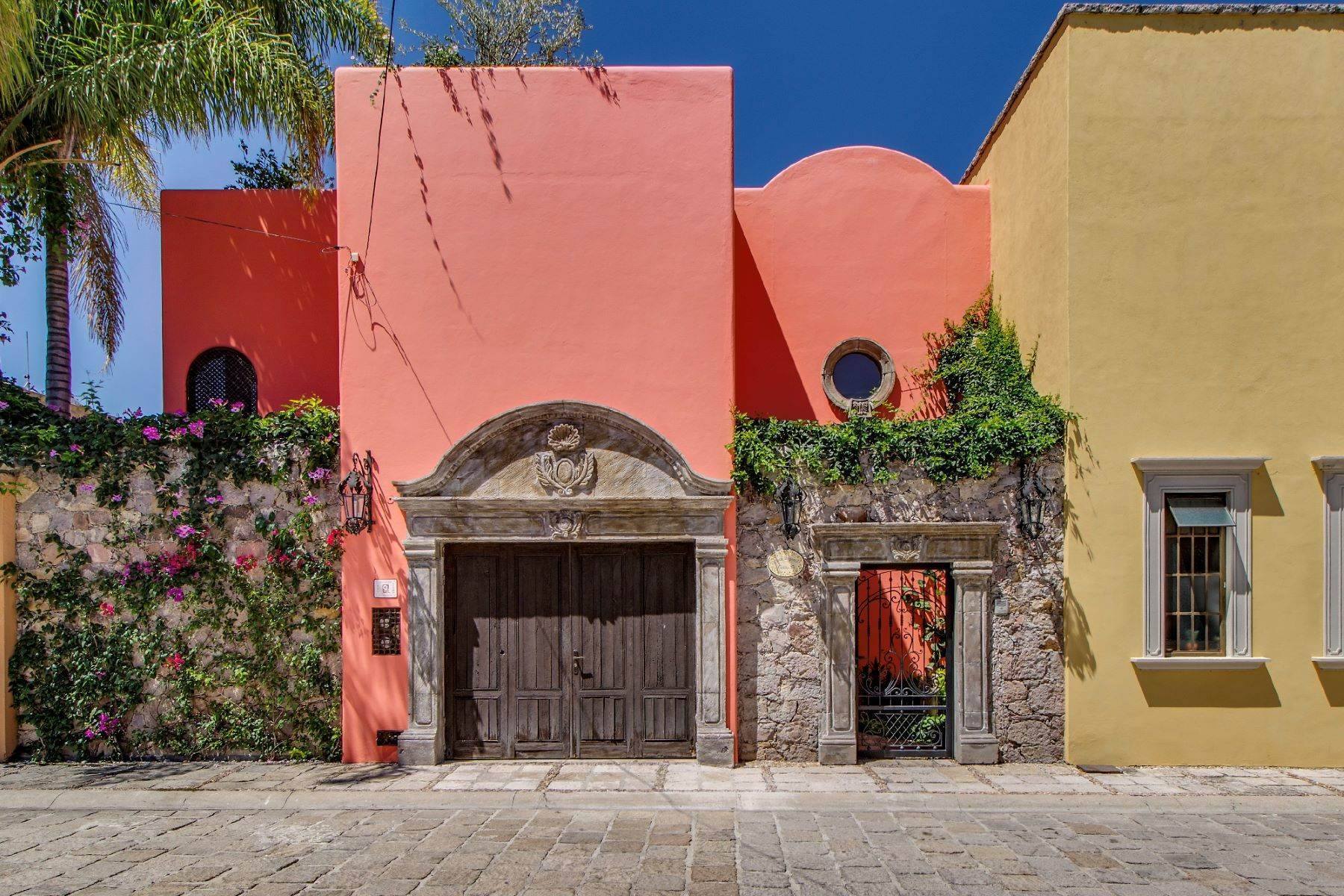 Single Family Homes for Sale at Casa Cerrada de Grillo San Miguel De Allende, Guanajuato 37700 Mexico
