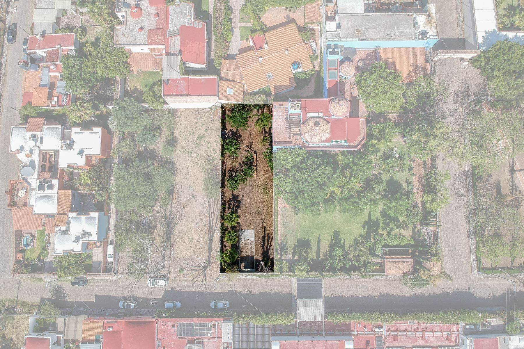 5. Land for Sale at Lote Pocitos Los Frailes, San Miguel De Allende, Guanajuato Mexico