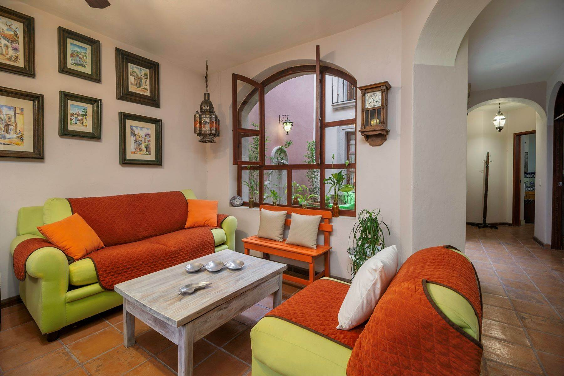 31. Single Family Homes for Sale at Casa Terrazas San Antonio, San Miguel De Allende, Guanajuato Mexico