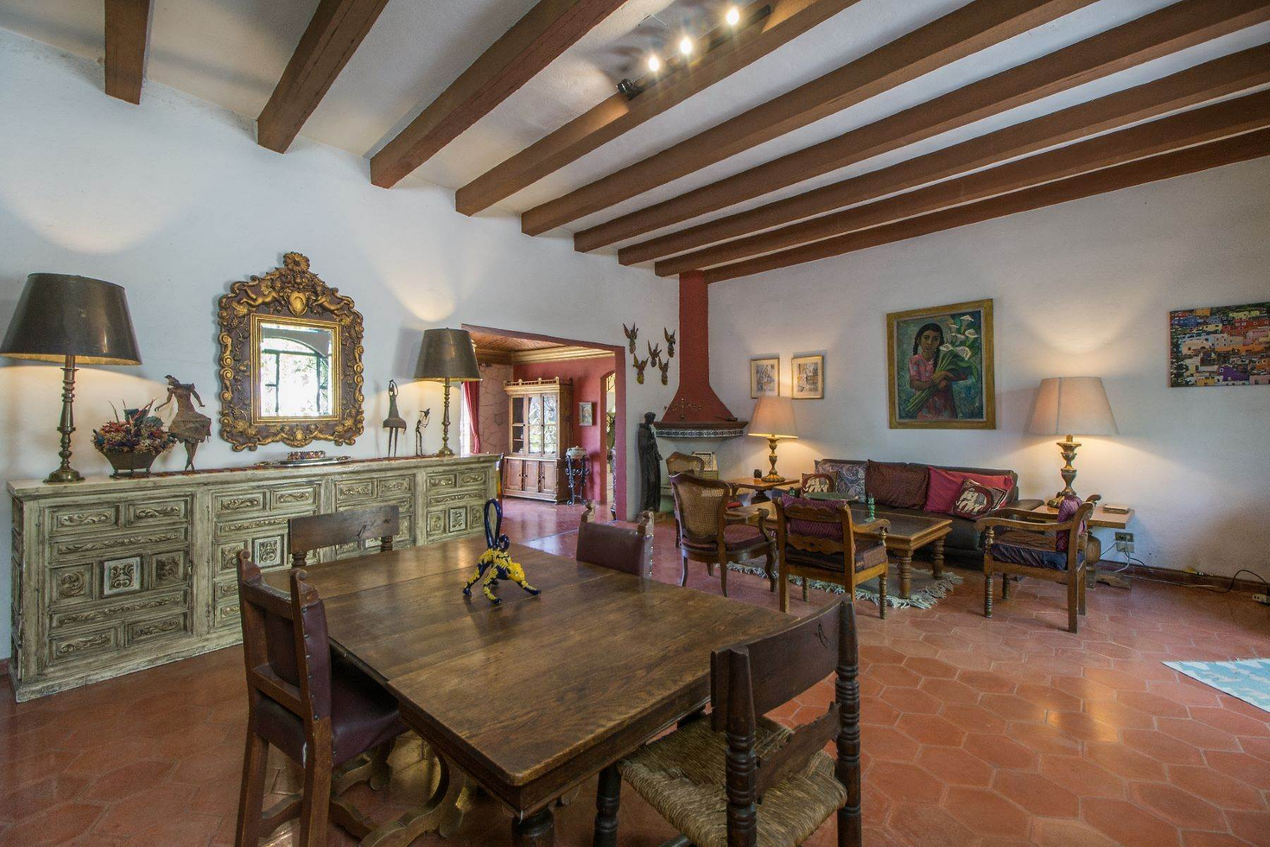 Property for Sale at Casa Christina San Antonio, San Miguel De Allende, Guanajuato Mexico