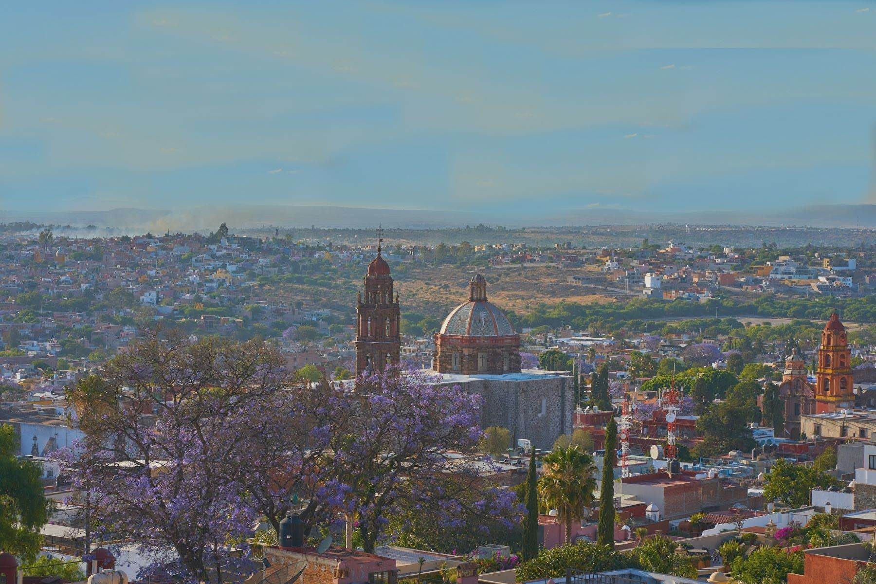 43. Single Family Homes for Sale at Villa Sonoma Bajada de La Garita San Miguel De Allende, Guanajuato 37700 Mexico