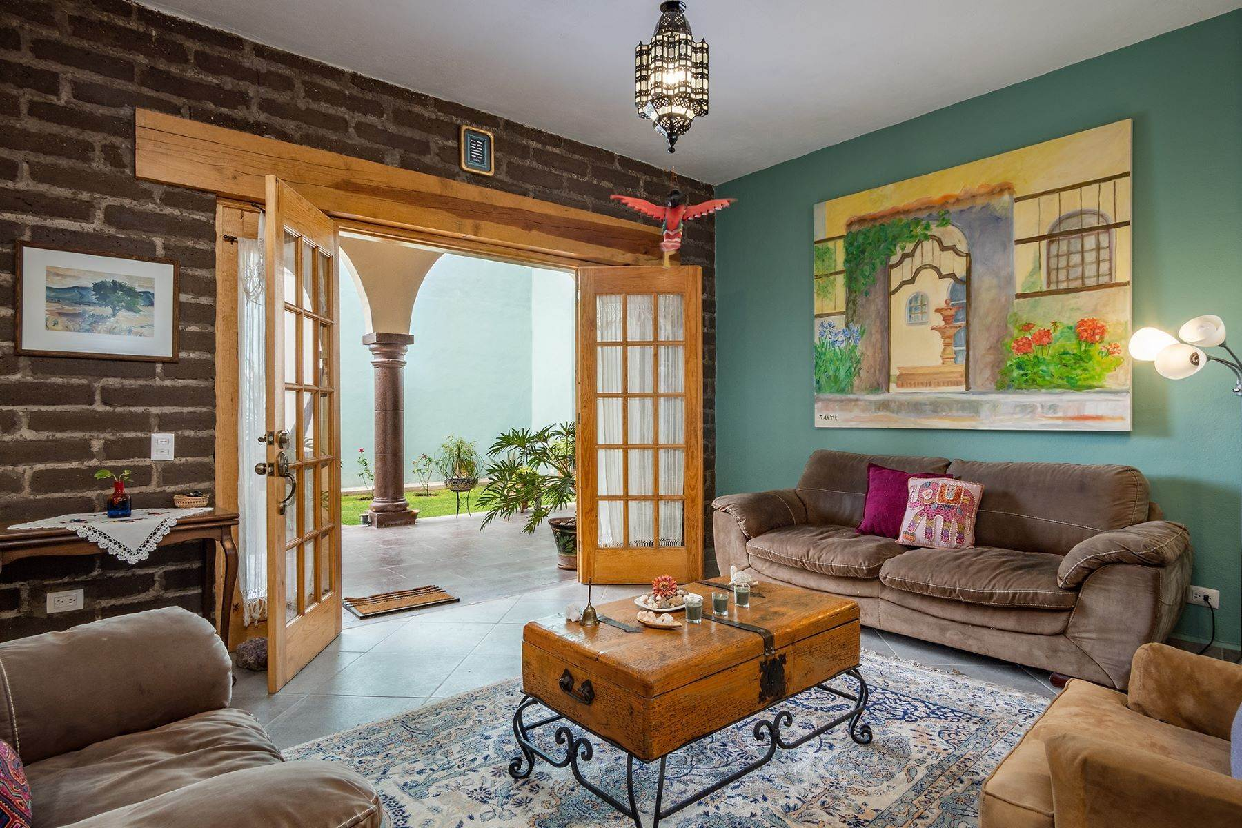 13. Single Family Homes for Sale at Casa Jardin Fray Juan de San Miguel San Miguel De Allende, Guanajuato 37790 Mexico