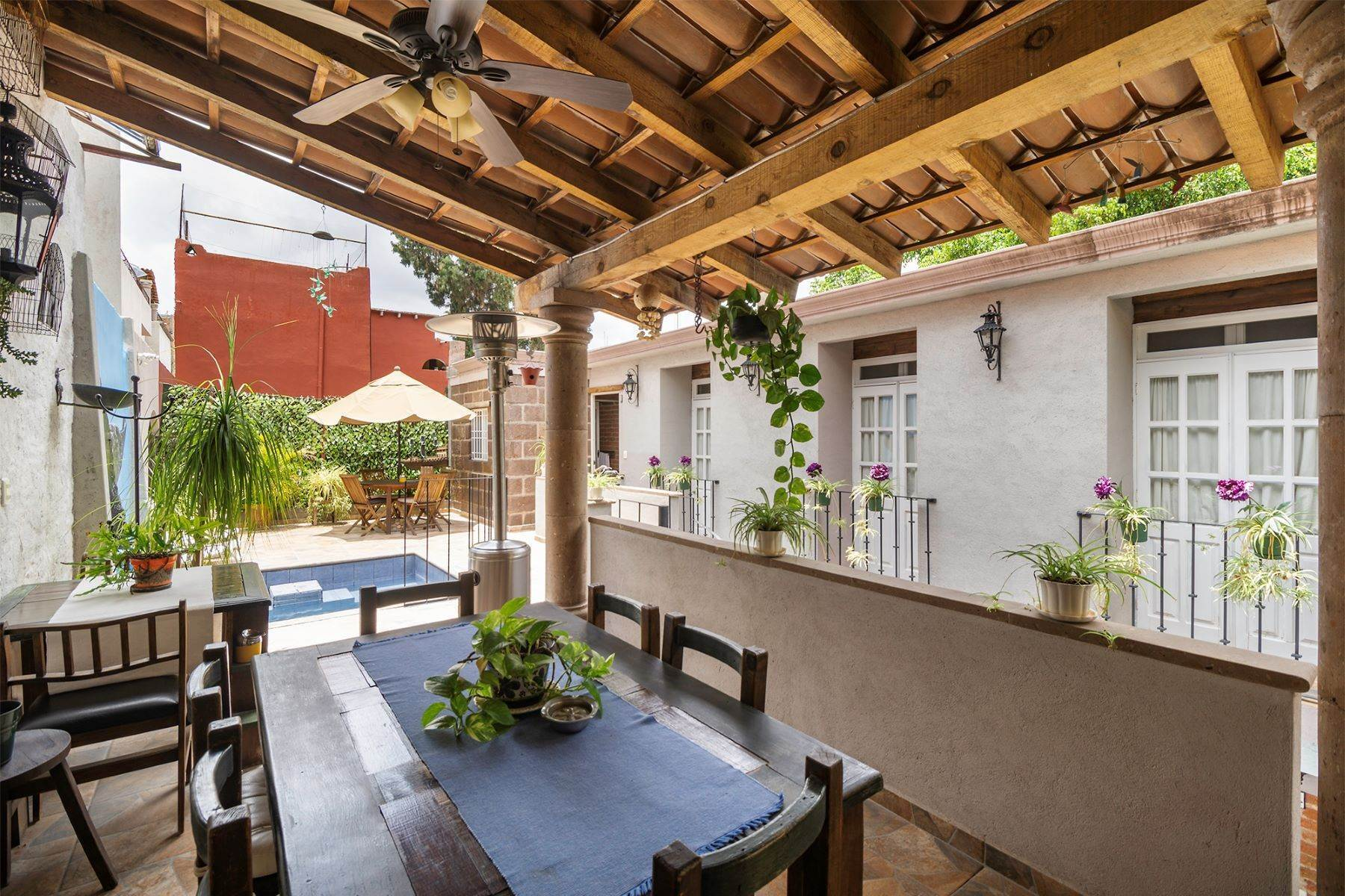 3. Single Family Homes for Sale at Casa Terrazas San Antonio, San Miguel De Allende, Guanajuato Mexico